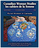 Canadian Woman Studies